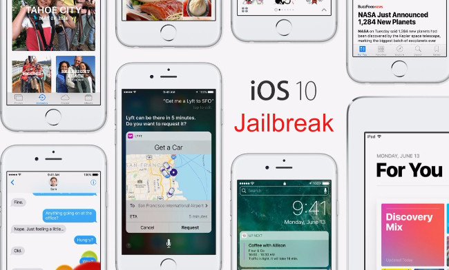 Jailbreak iOS 10 Status Update, Method, Compatibility with iPhone 7 (Plus)