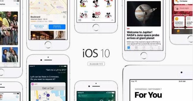How to install latest iOS on iPhone