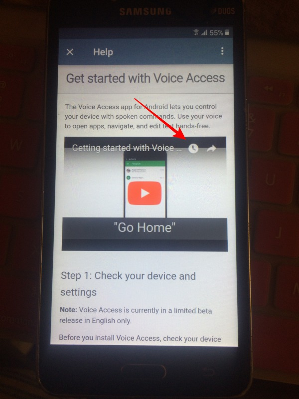 How to Enter Your Own Google Account after the Reset of Samsung