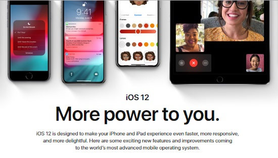 How to Update iPhone to iOS 12