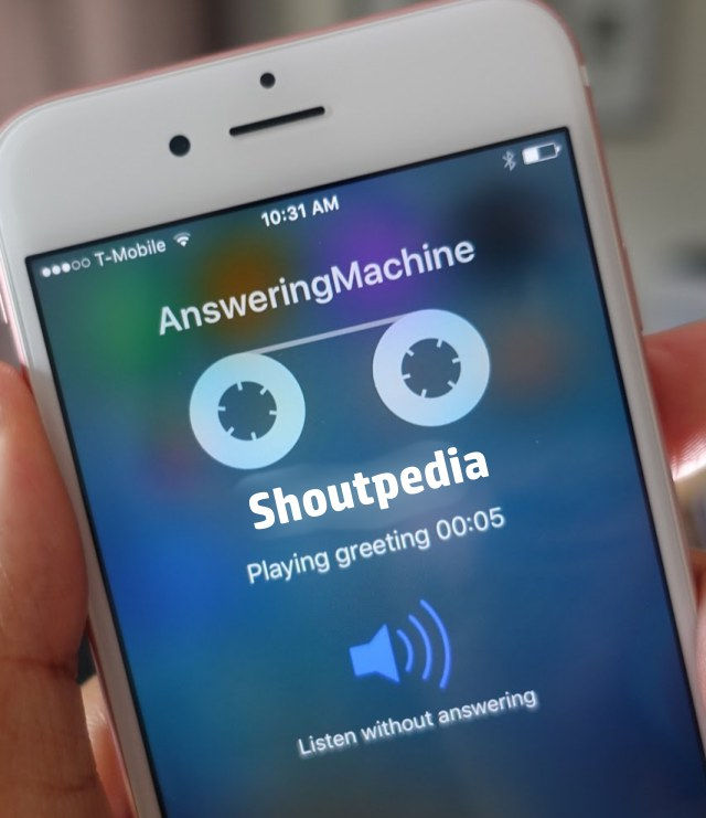 Download Answering Machine App for iPhone from Cydia